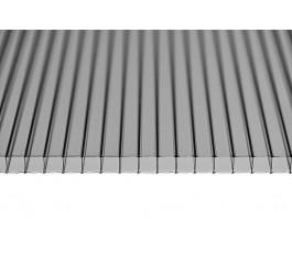Сотовый поликарбонат ULTRAMARIN 8мм бронза-серый (6000х2100)