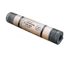 Рубероид РКК-350 кровельный с крупнозернистой посыпкой сланец серый (10м2 в рулоне)