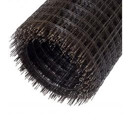 Сетка сварная неоцинков. LIHTAR D1,35 яч.50/60; 1мх25м (цена за 1 п. м.)