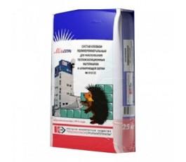512/22Смесь клеевая полимерная(для наклейки теплоизоляции), 25 кг.